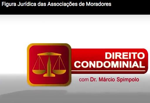 Associação de Moradores – Taxas de Manutenção.