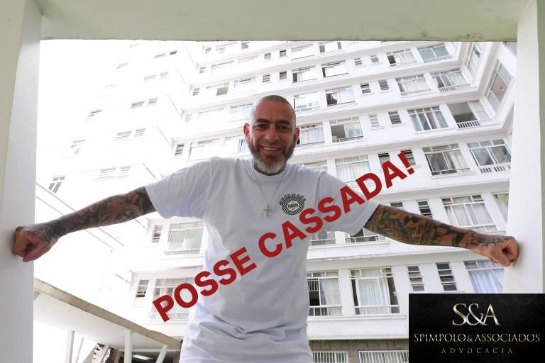 'Quero que melhore para todos', afirma Henrique Fogaça após ter posse como síndico cassada